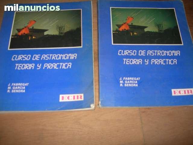 Libros de astronomía - foto 1