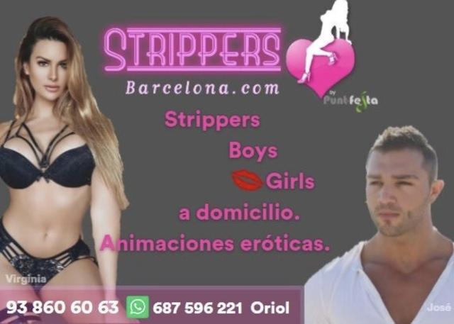 Sólo profesionales del stripteses - foto 1