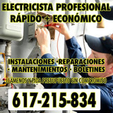 Electricista homologado *hoy* barato - foto