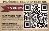 CARTA MENú DIGITAL
