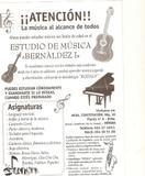 CLASES DE LENGUAJE MUSICAL Y OPOSICIONES