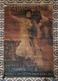 CARTEL SEVILLA FIESTAS DE PRIMAVERA 1912