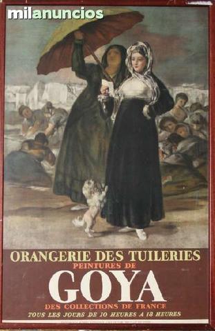 Cartel Cultura- orangerie des tuileries - foto 1