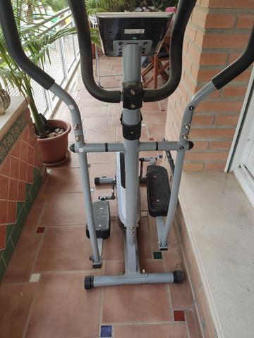 Bicicleta elíptica - foto 1