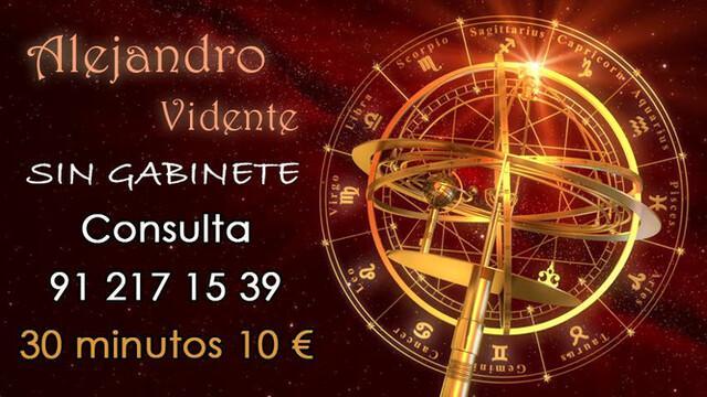 Vidente 10 euros 30 minutos Alejandro - foto 1