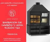 MAGNÍFICA BARBACOA FM MODELO FUSION 160