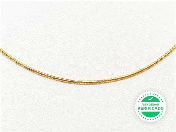 Cordón de Oro 18 KT 6,7 GR - foto 1