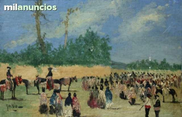 Escuela andaluza - camino al rocÍo - foto 1