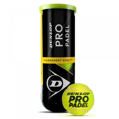 Dunlop pro padel caja 24 botes new - foto 1