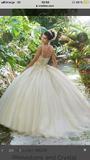 se arreglan vestidos de novia - foto