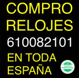 COMPRO ROLEX Y RELOJES DE LUJO 610082101