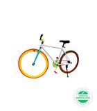 000l montaje bicicleta personalizada fix - foto