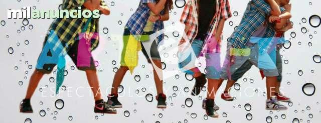Baile moderno y hiphop - foto 1