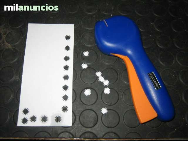 Perforador troquel estrellas 12 puntas - foto 1