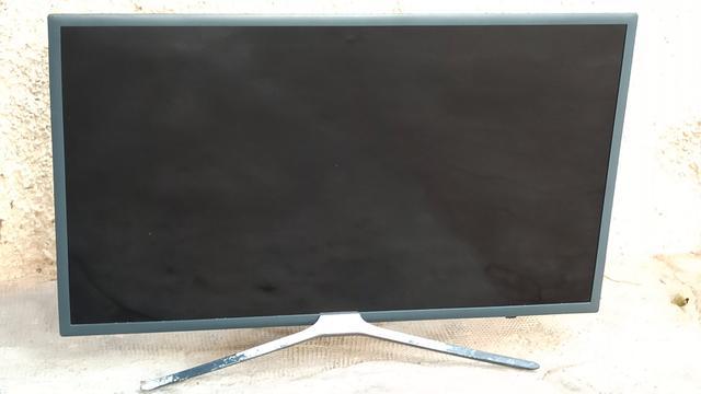 Smartv Samsung 32 pulgadas con rayas - foto 1
