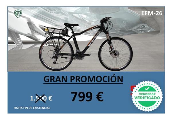 Oportunidad bicicletas electricas - foto 1