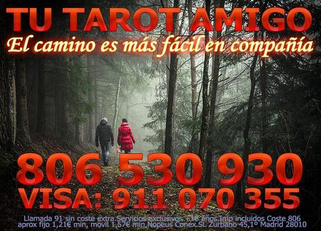 EL MEJOR TAROT DE ESPAÑA A TU SERVICIO - foto 1