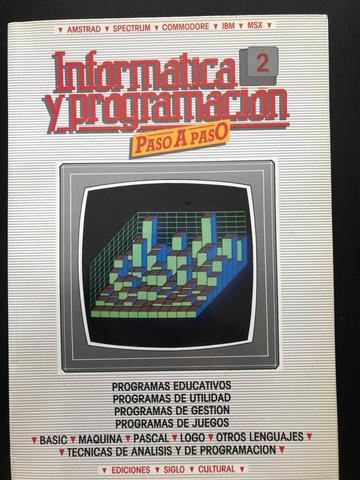 Curso Informática y programación 1987 - foto 1