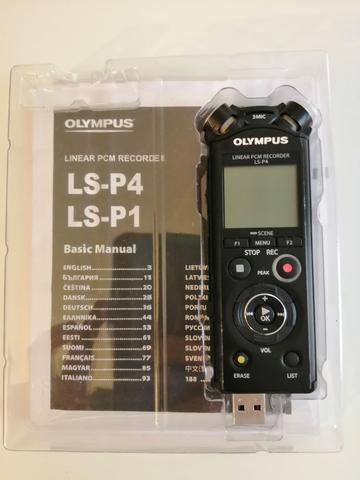 Grabadora Olympus Profesional - foto 1