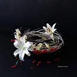 Florista de Ikebana - foto