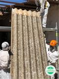 Retirada de uralita amianto fibrocemento - foto