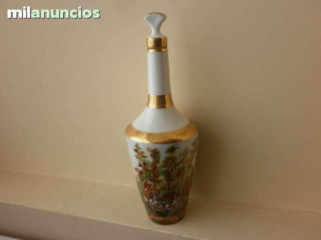 Botellad porcelana  limoges france aÑ 60 - foto 1