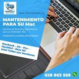 MANTENIMIENTO PARA MAC