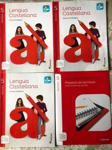Lengua Castellana 5 P ISBN 9788468010571 - foto 1