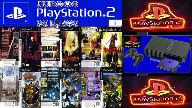 Juegos piratas PlayStation® 2 180 - foto 1