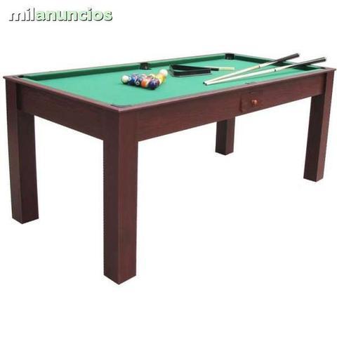 multijuegos billar ping pong mesa comedo - foto 1