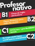 PROFESOR ONLINE DE INGLéS