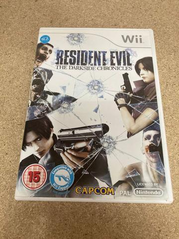 Resident Evil: The Darkside Chronicles - foto 1