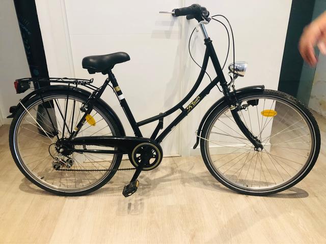 bicicleta de paseo - foto 1