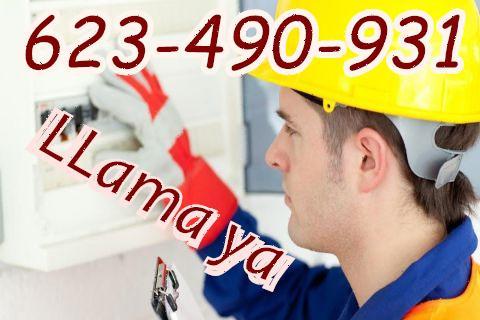 Lampista- Electricista económico Seri - foto 1
