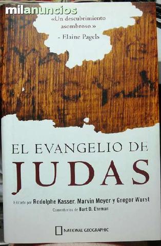 El evangelio de Judas - foto 1