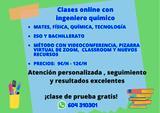 CLASES ONLINE MATES Y CIENCIAS 9-12E/H