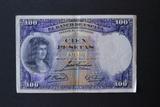 BILLETE 100 PESETAS 1931