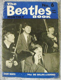 THE BEATLES MONTHLY BOOK - Nº 6
