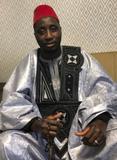 El ilustre vidente africano Maestro Sali - foto