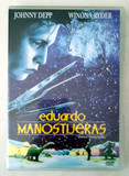 EDUARDO MANOSTIJERAS - TIM BURTON