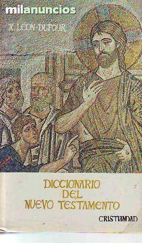 Diccionario del Nuevo Testamento - foto 1