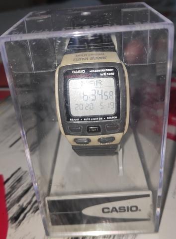 Reloj Casio data bank DB-37h-1A - foto 1