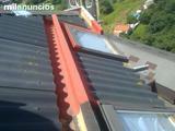 Servio urgente en tejados y fachadas. - foto