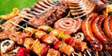 Barbacoas, paellas, catering. - foto