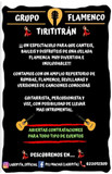 GRUPO FLAMENCO TIRITITRAN!!