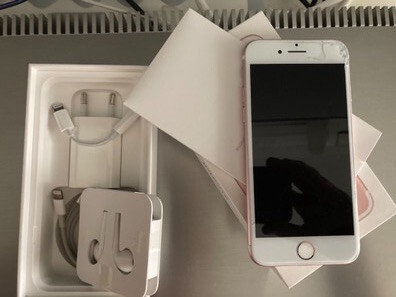 iPhone 7 (rosa) - foto 1