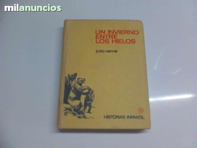 Libro Julio Verne año 1974 - foto 1