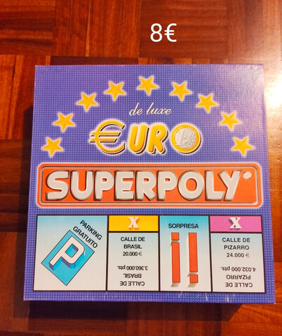 Eurosuperpoly deluxe - foto 1