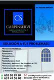 CARPINTERIA DE ALUMINIO Y CRISTALES. - foto