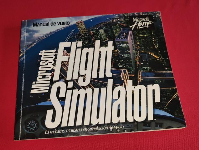 Manual de Vuelo Flight Simulator - foto 1
